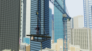 Plank Not Included Crane Level 81 m / 267 feet