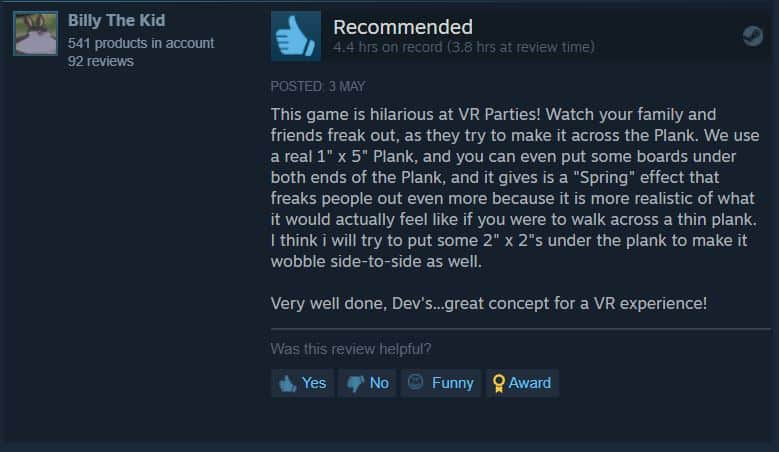 Plank Not Included review